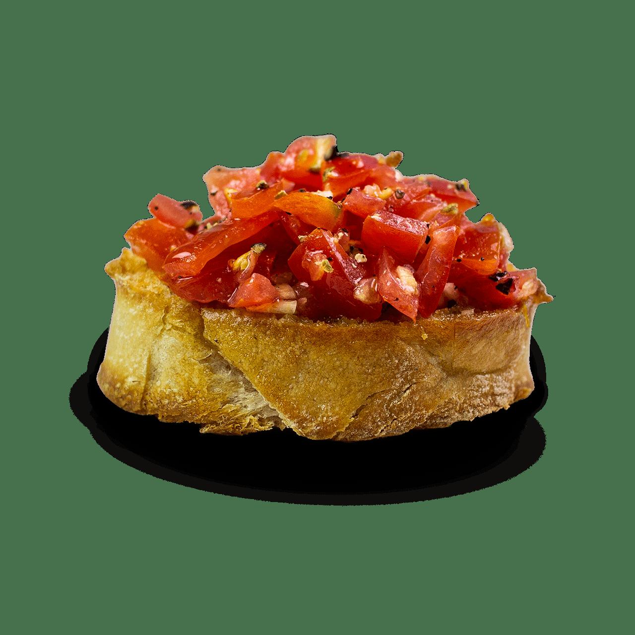 tostibanaan-bruschetta-tomaat