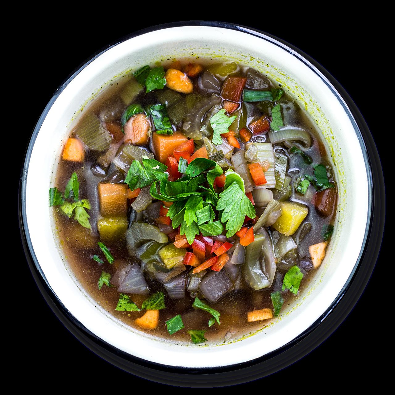 tostibanaan-groentesoep