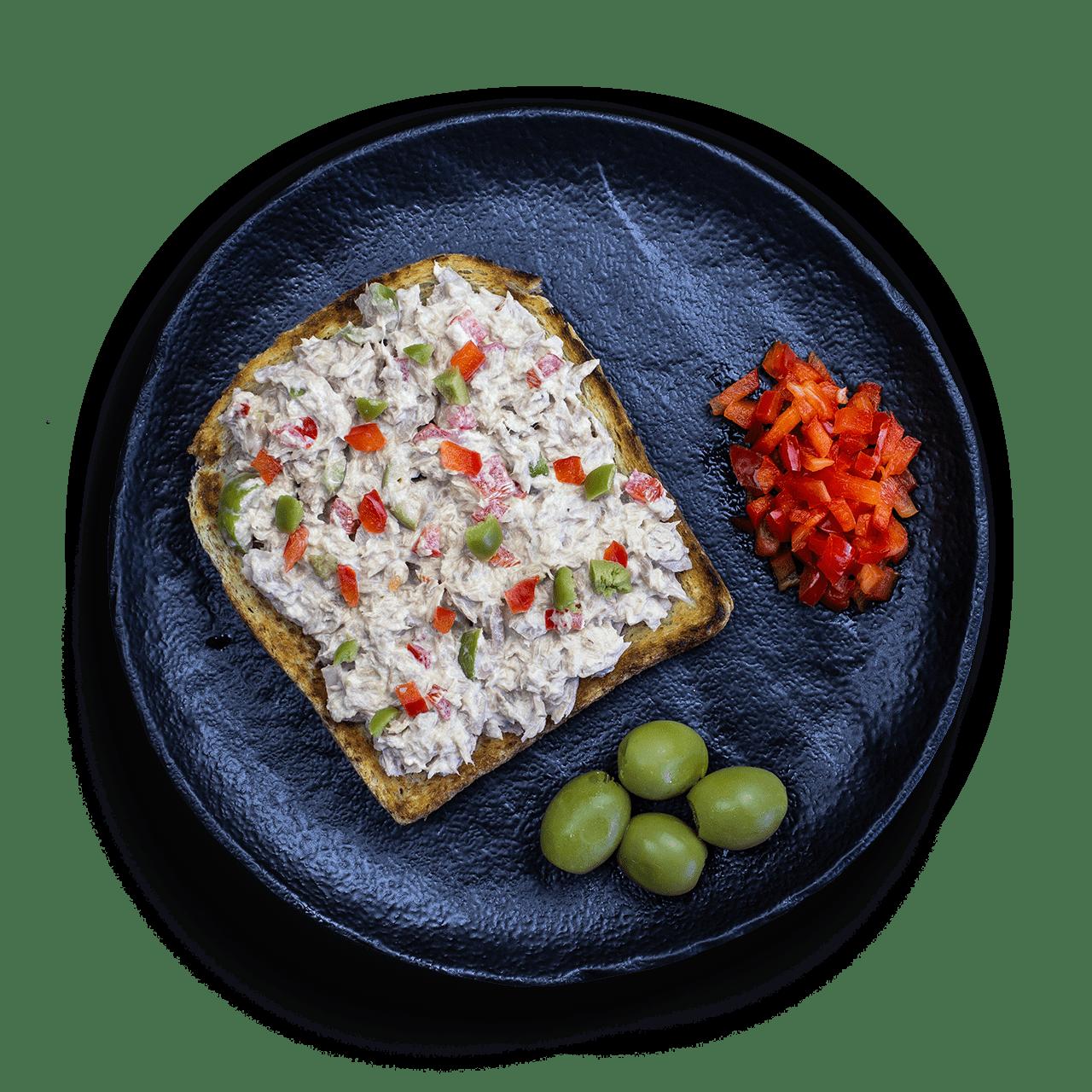 tostibanaan-tonijnsalade-op-toast